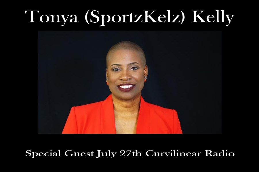 Special Guest July 27th Curvilinear Radio